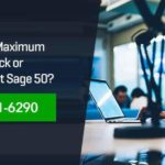 Change in Maximum Hours and Accrued for sick or Vacation Each year at Sage 50
