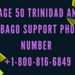 Sage 50 Support Trinidad & Tobago +1-800-816-6849