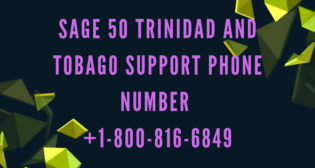 Sage 50 Trinidad and Tobago Support Phone Number